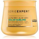 L'Oréal Professionnel Serie Expert Solar Sublime masca hranitoare pentru par expus la soare