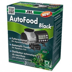 JBL Auto Food Black 250ml, 6061500, Hranitor automat pesti