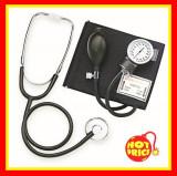 Tensiometru cu Stetoscop Aneroid Geanta depozitare