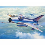 Macheta avion revell mig21 f13 fishbed c 03967
