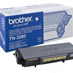 Toner original TN-3280 Black Brother, 8000 pagini