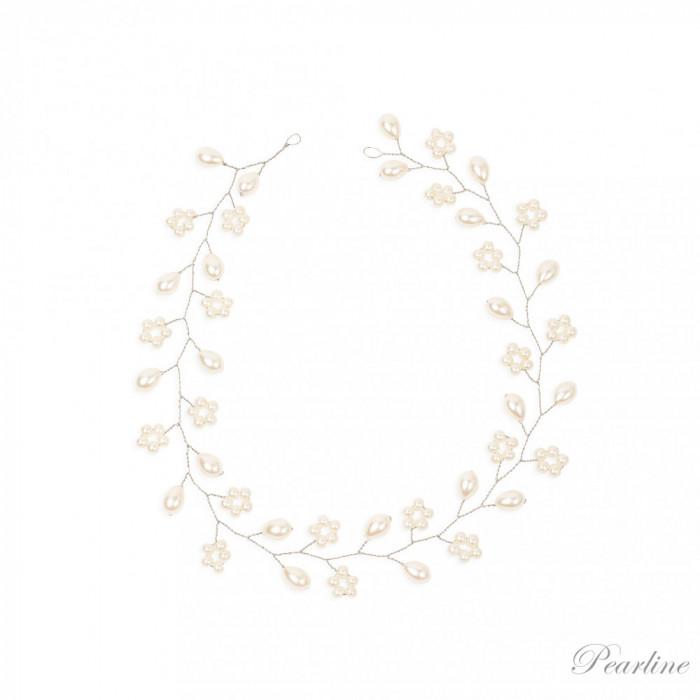 Coronita mireasa Simple Beauty