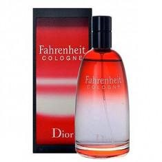 Christian Dior Dior Fahrenheit Cologne EDT Tester 125 ml pentru barbati, Apa de toaleta