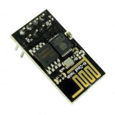 Modul WiFi ESP8266 ESP-01 Negru Arduino / PIC /AVR / ARM