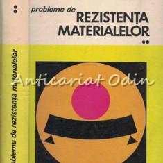 Probleme De Rezistenta Materialelor II - P. Mazilu - Tiraj: 7090 Exemplare