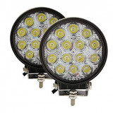 Proiector LED Auto Offroad 42W 12V - 24V