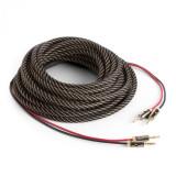 Numan Cablu de difuzor, OFC, cupru, 2 x 3,5 mm², 10 m, ambalaj textil, standardizat