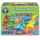 Joc de societate Intrecerea dinozaurilor Dinosaur Race