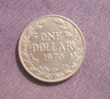 LIBERIA 1 DOLLAR 1970