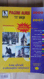 Pagini aurii Judetul Iasi 2000-2001