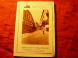 Carnet 12 ilustrate Ed. RATB vol II 2012 - tramvaie si Troleibuze vechi, Necirculata, Printata