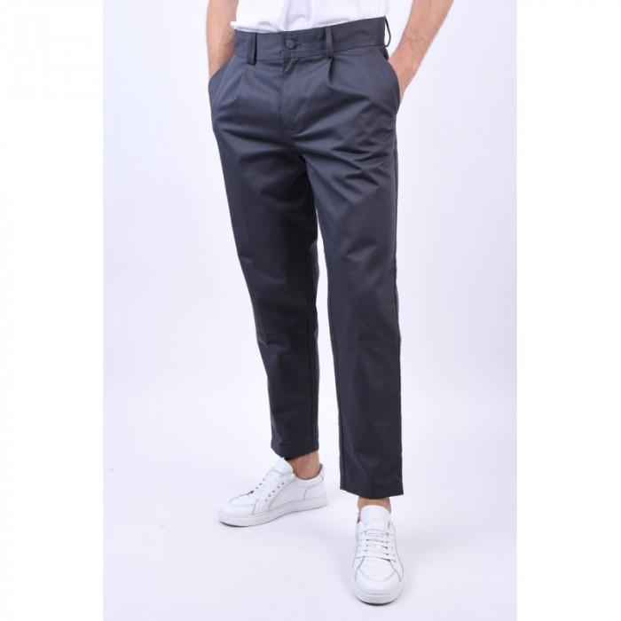 Pantaloni Jack&Jones Jjimax Jjcore Akm 400 Asphalt
