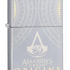Cumpara ieftin Brichetă Zippo 29785 Assassin's Creed Crest-Eye of Horus