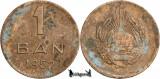 1952, 1 Ban - RPR - Romania