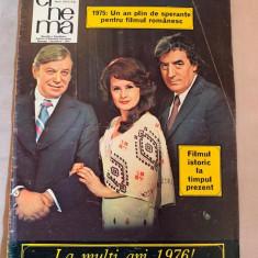 Revista Cinema nr 12 1975
