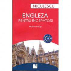 Engleza pentru incepatori - Maxim Popp