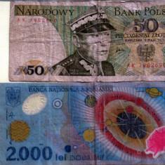 4 bancnote vechi