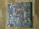 Ochii mamei/vulpea alba-basme povesti disc vinil vinyl electrecord placa