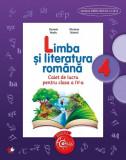Limba și literatura română. Caiet de lucru. Clasa a IV-a