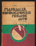 C8686 MANUALUL CONDUCATORULUI MECANIC AUTO - GH. FRATILA