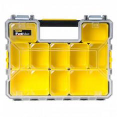 Organizator cu incuietori in maner impermeabile cu inchizatori metalice FatMax STANLEY