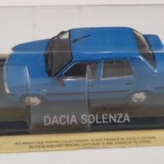 Macheta Dacia Solenza 1:43 Deagostini
