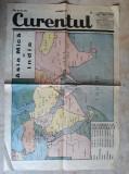 WWII - HARTA - ASIA MICA SI INDIA - EXTRAS DIN ZIARUL CURENTUL - 10 MAI 1941