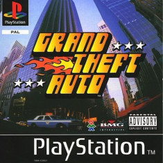 GTA 2 - Grand Theft Auto  - PS1 [Second hand], Multiplayer, Actiune, Toate varstele