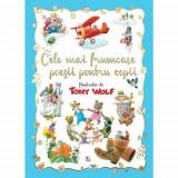 Cele mai frumoase poezii pentru copii   Tony Wolf, Litera