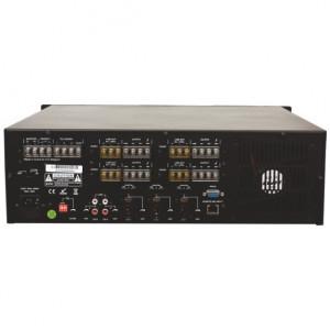 Mixer cu amplificare 70V-100V 4x120W