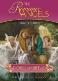 RARE!-The Romance Angels Oracle-INGERII IUBIRII-CARTI ORACOL ed lim-OUT OF PRINT