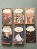 Set 6 vol Jane Austen + Thomas Hardy + George Elliot + Joseph Conrad in engleza