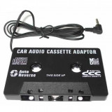 Caseta adaptor MP3 cu mufa jack 3.5mm ManiaCars