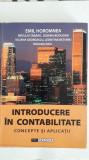 Introducere in contabilitate concepte si aplicatii - Emil Horomnea