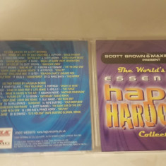 [CDA] V.A. -The World's Best Essential Happy Hardcore Collection - 2CD