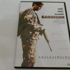 garrison - dvd