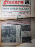 flacara 17 iunie 1983-cenaclul flacara,art gheorghe zamfir,suedia-romania 0-1