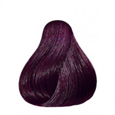 Vopsea de par Londa Permanent castaniu mediu violet rosu 4 65 60ml, Londa Professional