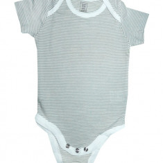 Body maneca scurta model dungi orizontale BD367