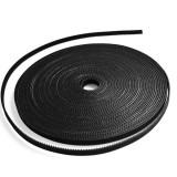 Curea Deschisa de Cauciuc 2GT-6 mm (timing belt, CNC, imprimanta / printer 3D, Reprap)
