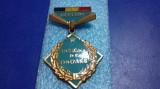 insigna  de onoare  UCECOM