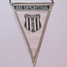 Fanion fotbal - AS CHIMICA TARNAVENI