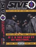 Caseta audio:  5ive-O – If U R Not Part Uv Da Solution... (1994, originala ), Casete audio