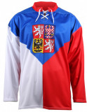 Ice Hockey Jersey, Winter Games Sochi 2014 CZ Replica steag XXL