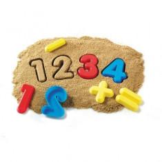 Forme pentru joaca in nisip Cifre si operatii