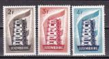 Luxemburg  1956  CEPT  Europa  MI  555-557  MNH  w62  Michel= 300 eu