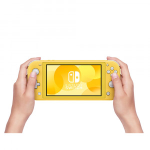 Switch Lite Galben