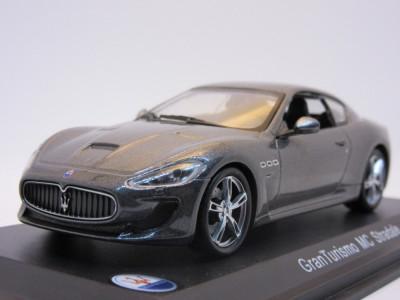 Macheta Maserati GranTurismo MC Stradale Whitebox 1/43 foto