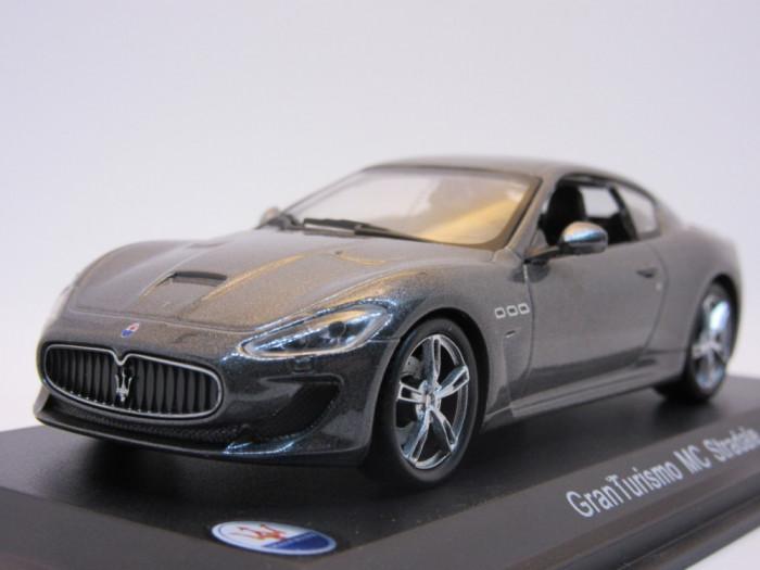Macheta Maserati GranTurismo MC Stradale Whitebox 1/43