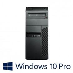 PC Refurbished Lenovo ThinkCentre M92P, i5-3470, Win 10 Pro